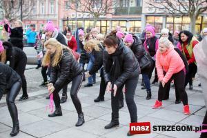 Zatańczyli przeciw przemocy