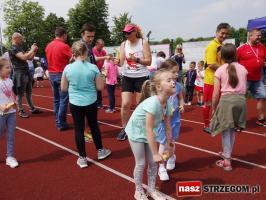 Policyjny Turniej Piłkarski i Dzień Dziecka w Strzegomiu [FOTO]