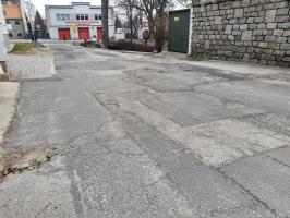 Wymienią asfalt na kostkę [FOTO]