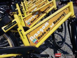 Ruszył system rowerów publicznych! [FOTO]
