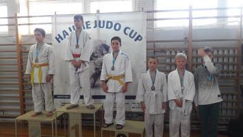 Strzegomscy Judocy najlepsi! [FOTO]