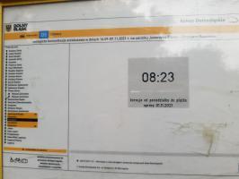Zmiany w rozkładzie jazdy pociągów. Powodem jest zamknięcie odcinka Jaworzyna Śląska – Strzegom!